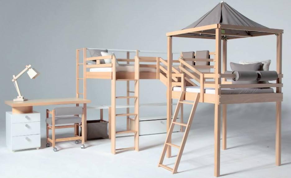 Casa sull albero vibel arredamenti - Ikea letti per bambini ...